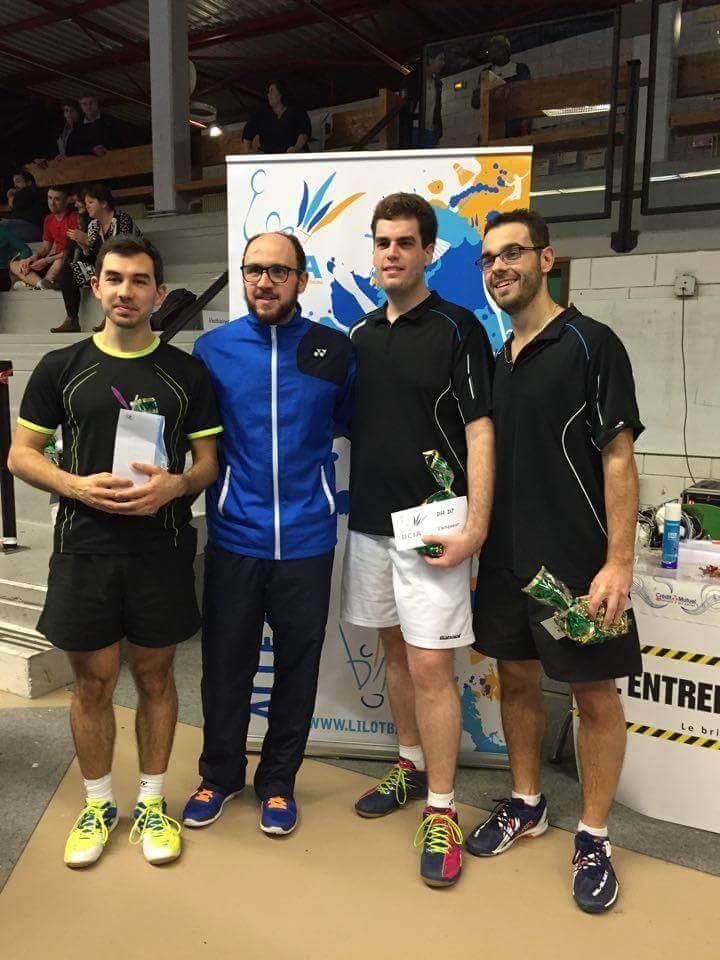 2f3d4615c360 BCIA - Club de Badminton de L Isle d Abeau (Isère)